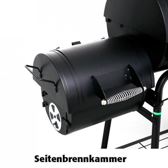 Holzkohlegrill & Smoker Biloxi | #4