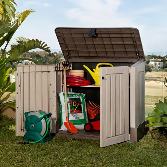 Store It Out Midi Aufbewahrungsbox Woodland 845 L, beige | #4