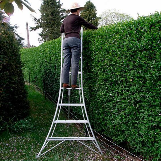 NIWAKI 3-Holm-Gartenleiter 240 cm | #4