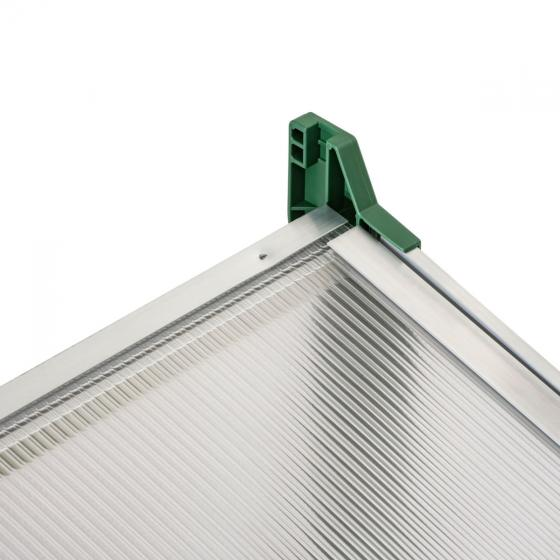 JUWEL Komfort-Frühbeet Easy Fix, Kunststoff, transparent, 100x60x40/30 cm | #4