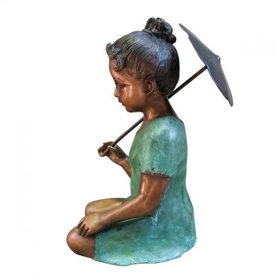 Bronzefigur Friederike | #4