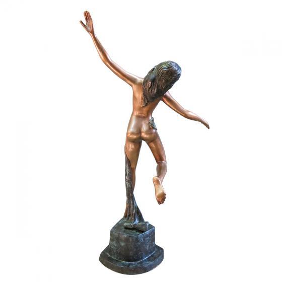 Bronzefigur Primadonna | #4