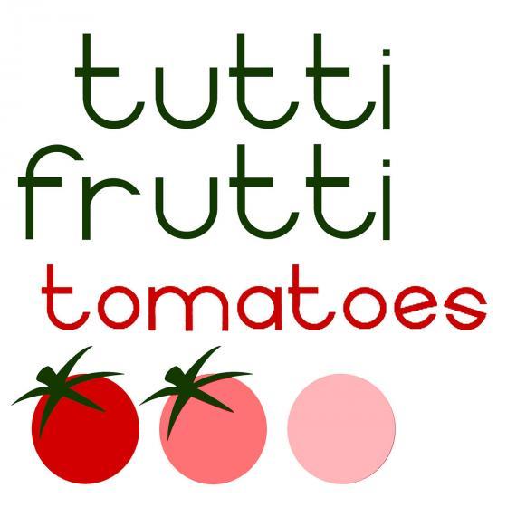 Tomatensamen Tutti Frutti Sugar Plum Raisin F1 | #4