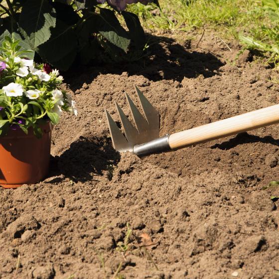 Ruwi Gartenharke 8 in 1, Edelstahl | #4