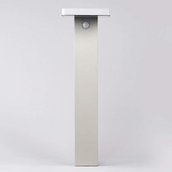 LED-Sockelleuchte Maik mit Bewegungsmelder, 60x18x13 cm, Kunststoff,  grau | #4