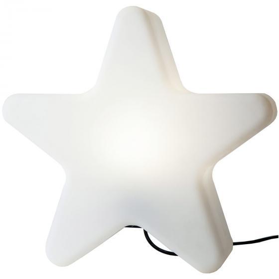 Star LED-Stern Gardenlight, 48x50x15 cm, Kunststoff, weiß | #4