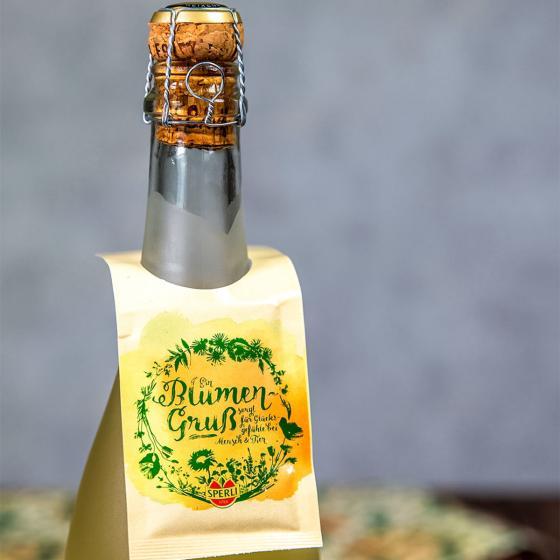 Geschenkanhänger für Flaschen - 3 Stück | #4