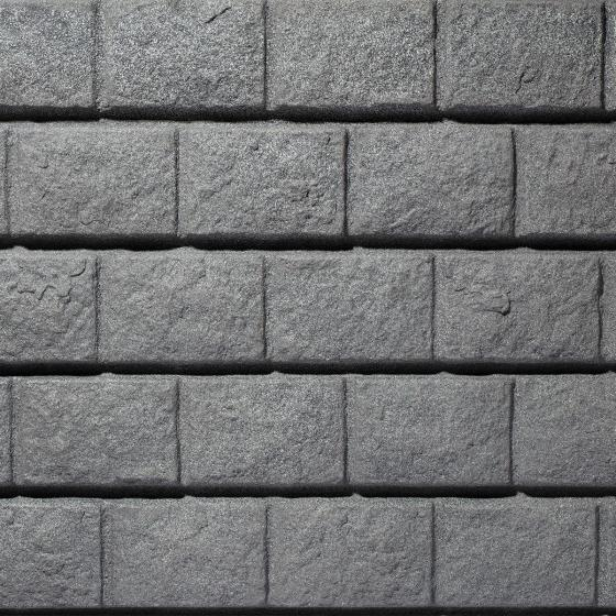 Rocky junior Wandtank 300 Liter, dark granite | #4