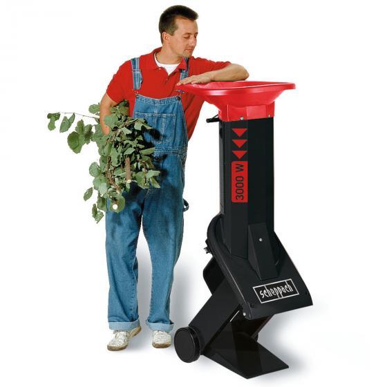 Elektro-Gartenhäcksler Biostar3000 400 V | #4