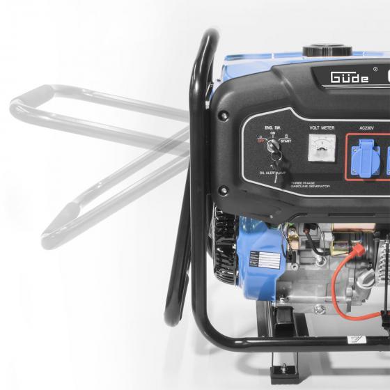 Stromerzeuger GSE 6701 RS | #4