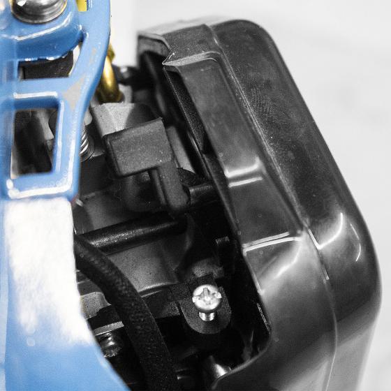 Benzin-Heckenschere GMH 550   #4