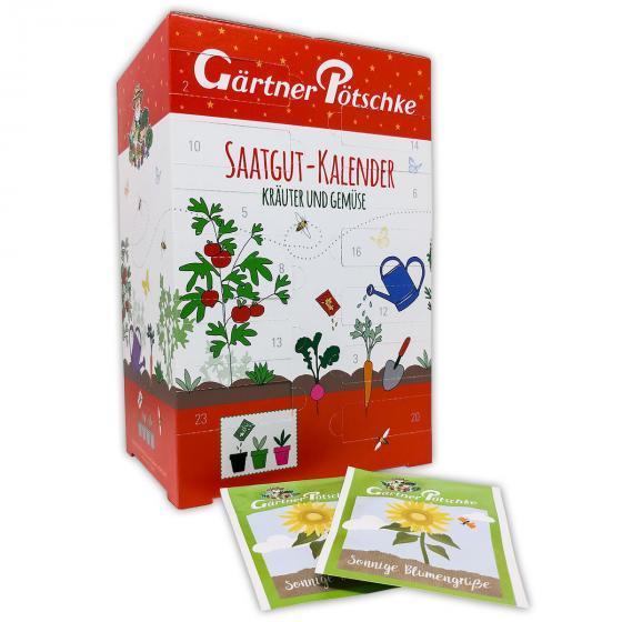 Saatgut-Adventskalender Kräuter & Gemüse | #4