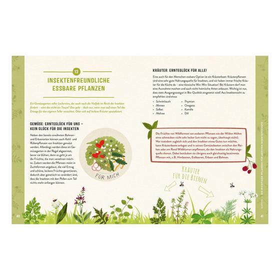 Die Insektenwiese: So summt & brummt es garantiert! | #4