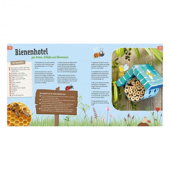 Wir retten die Bienen, Igel und Käfer! | #4