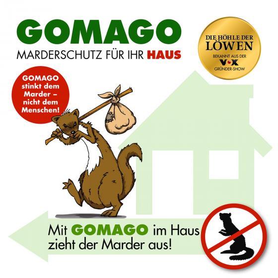 Marderschutz Gomago für Ihr Haus, 2er-Set   #4