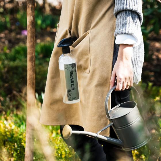 Mischflasche Gute Mischung Garten für Konzentrate, mit Sprühkopf, 750 ml | #4