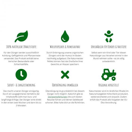 Bio-Dünger für alle Pflanzenarten, 5 kg | #4