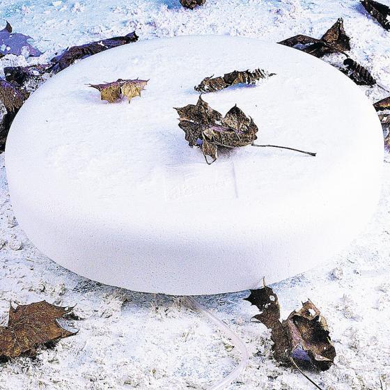 Eisfreihalter mit Senkkammer, Durchmesser 25 cm | #4