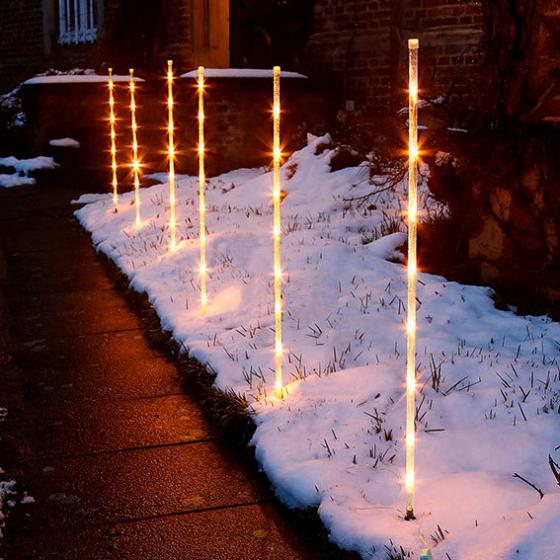 LED-Leuchtstäbe, 6er-Set | #4