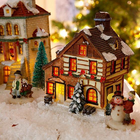 Weihnachtsdorf, 17-teilig | #4