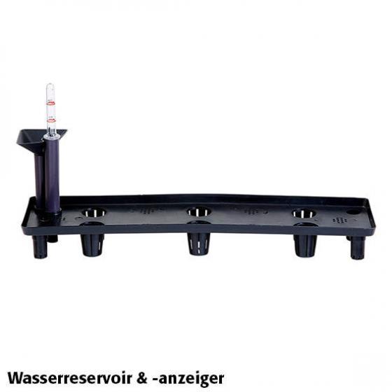Outdoor-Rattan-Balkonkasten mit Bewässerungssystem, 19x60x19 cm, kaffee braun | #4