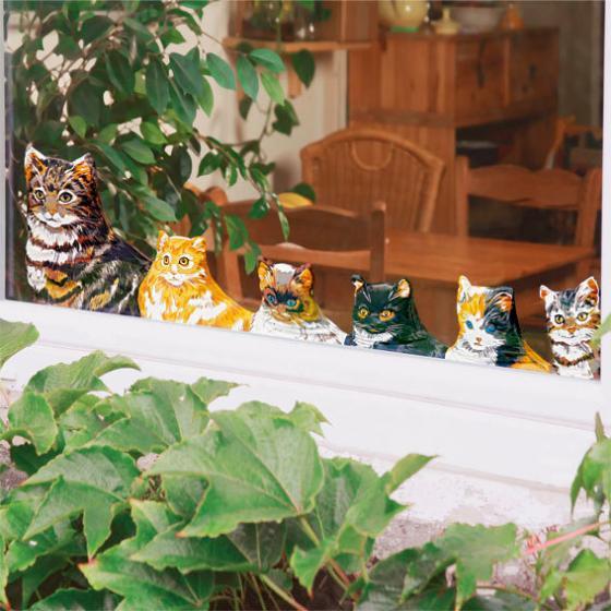 Zugluft-Stopp Katzenbande | #4