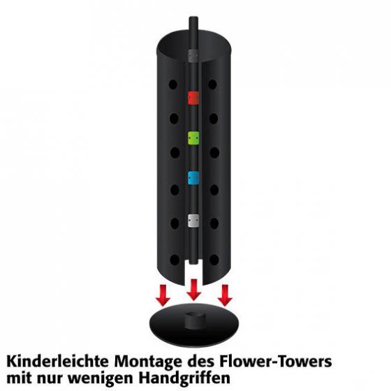 Flower Tower stehend | #4