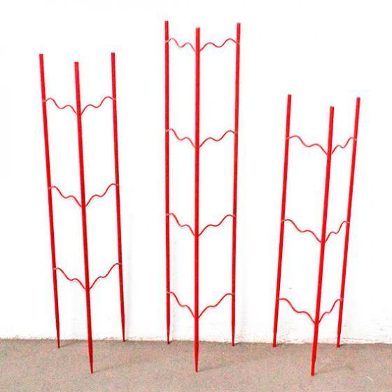 Tomaten-Rankgitter XXL, 3-teilig, Höhe 236 cm | #4