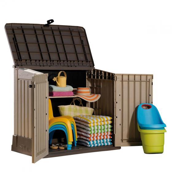 Store It Out Midi Aufbewahrungsbox Woodland 845 L, beige | #5