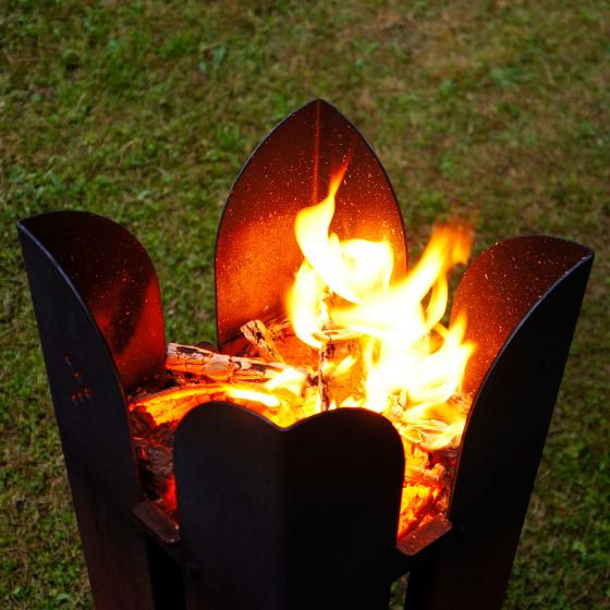 Feuerstelle Fuji Flame, Set | #5