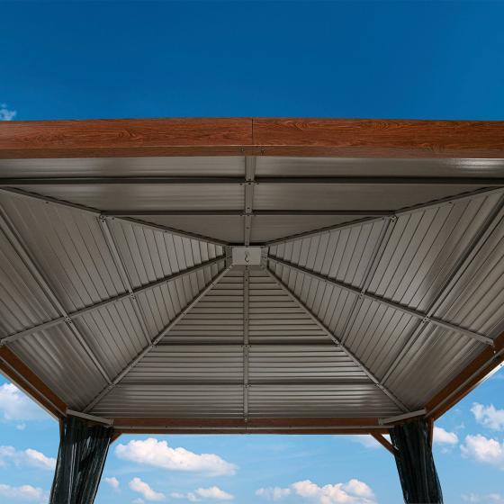 Pavillon South Beach 12x12, 363x363x310 cm, Wood | #5