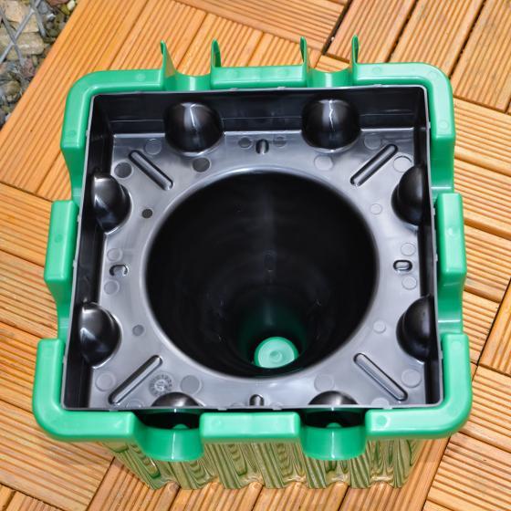 Oasebox, 3er-Set grün | #5
