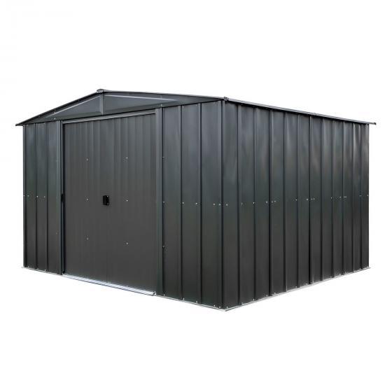Metallgerätehaus Satteldach 10x12 | #5