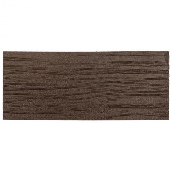 Trittstein Bahnschwelle, 4er-Set, 25x60 cm, braun | #5