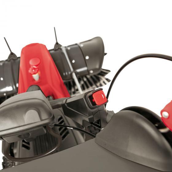 Benzin-Kehrmaschine SC2200PE | #5