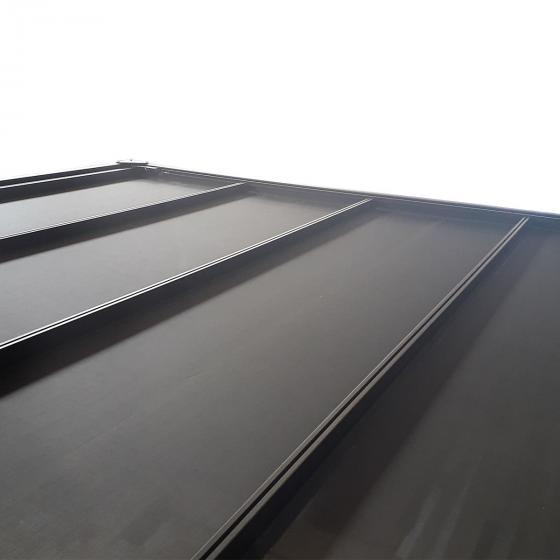 Pergola Tissu Solair, 394 x 394 cm | #5