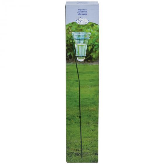 Regenmesser Deluxe, aus Glas, ca. 133 cm | #5