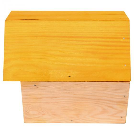Bienenhaus, sechseckig, gelb   #5