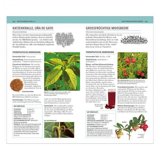 Heilpflanzen Kompaktlexikon von A-Z | #5