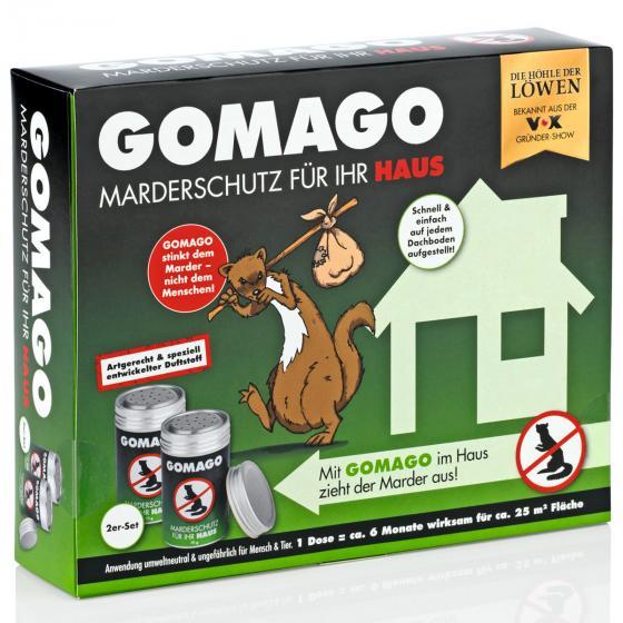 Marderschutz Gomago für Ihr Haus, 2er-Set | #5