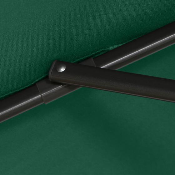 Ampelschirm Klassiko, 300 cm, grün | #5