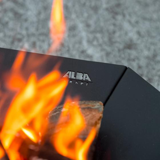 Feuerschale Alba, 73x73 cm | #5