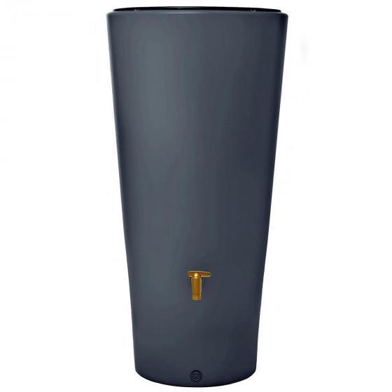 Regenspeicher & Pflanzschale Vaso 2in1, 220L, Anthrazit   #5