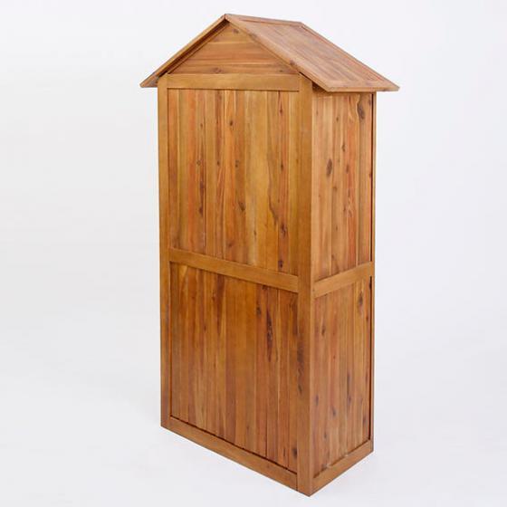 Geräteschuppen aus Akazienholz | #5