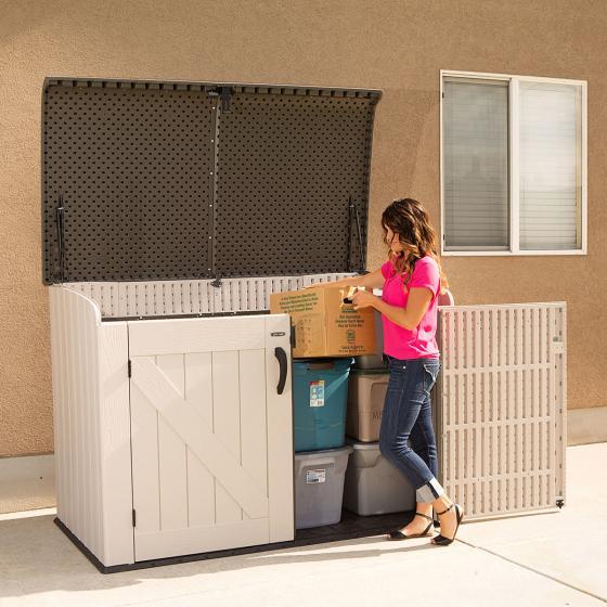 Lifetime Geräte- und Mülltonnenbox | #6