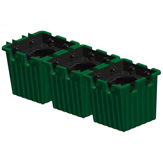 Oasebox, 3er-Set grün | #6