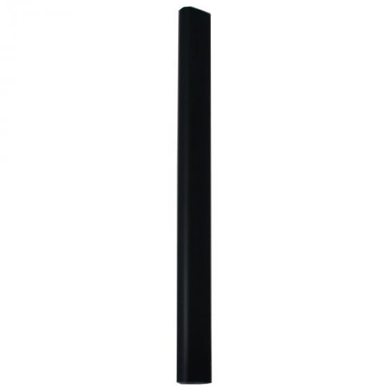 PVC Sichtschutz Zaunfolie dunkelgrau | #6