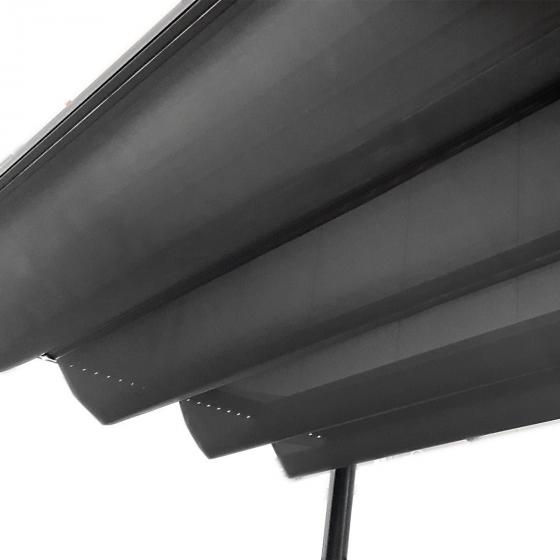 Pergola Tissu Solair, 394 x 394 cm | #6