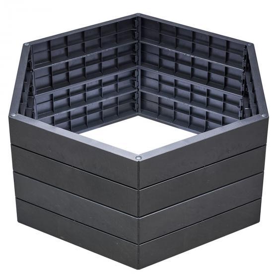 ERGO STONE Hochbeet-System, 110x25 cm | #6