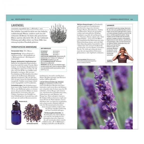 Heilpflanzen Kompaktlexikon von A-Z | #6